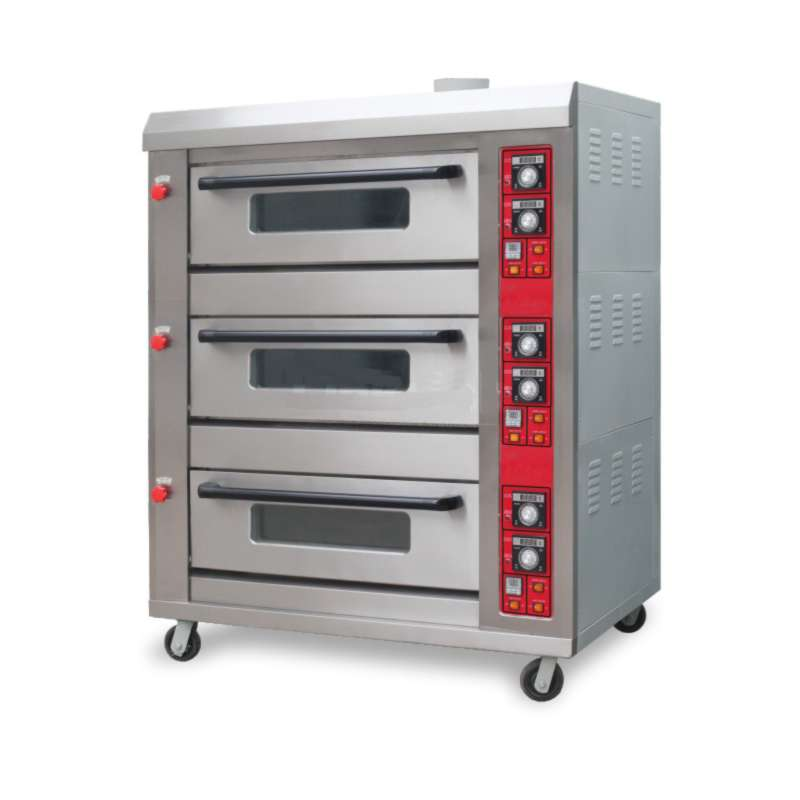 Buy Industrial Gas Deck Oven (3 Layers) at Best Price in Lagos | HL ...